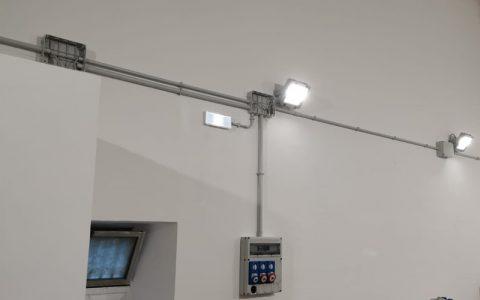Progettazione impianto elettrico e FM - Magazzino ACEA ...